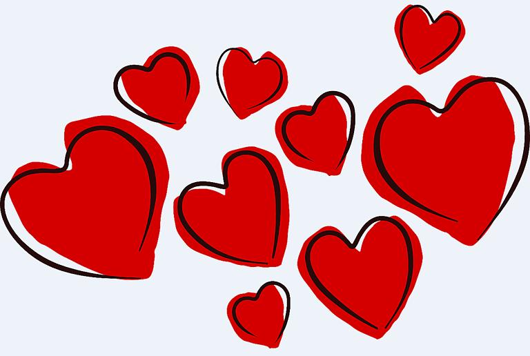 sketchy-hearts